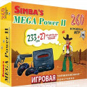 Dendy Simba's Megapower 2 + 260 игр