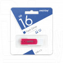 USB Flash 16Gb Smart Buy Diamond розовый