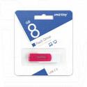 USB Flash 8Gb Smart Buy Diamond розовый
