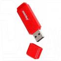 USB Flash 16Gb Smart Buy Dock красная