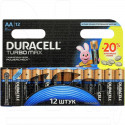 Duracell Turbomax LR6 AA BP12 упаковка 12шт