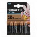 Duracell Ultra LR6 BL4 упаковка 4 шт