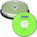 DVD-RW Mirex 4x 4.7Gb КЕЙКБОКС (10шт)