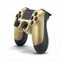 Джойстик DualShock 4 золотой