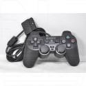 Джойстик для PS2 черный