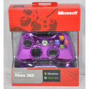 Джойстик XBOX 360/PC Chrome Purple