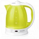 Электрический чайник BBK EK1755P белый/лайм