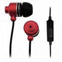 Гарнитура BBK ЕР-1530S красные