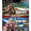 Far Cry 3 + Far Cry 4 (русские субтитры) (PS3)