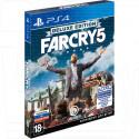 Far Cry 5. Deluxe Edition (русская версия) (PS4)