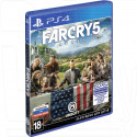 Far Cry 5 (русская версия) (PS4)