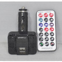 FM-трансмиттер Eplutus FM-661 Bluetooth