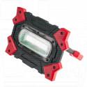 Фонарь-прожектор Perfeo Work Light красный