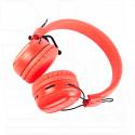 Гарнитура Bluetooth Marvo BT HB-013 красная