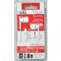 Гарнитура GAL HM-005wc белая