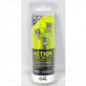 Гарнитура GAL HPS-1200gg салатово-серая