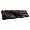 Клавиатура игровая Гарнизон GK-300G черная с подсветкой