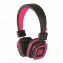 Harper HB-311 гарнитура Bluetooth черно-розовая
