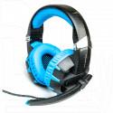 Dialog Gan-Kata HGK-34L гарнитура игровая черно-синяя с подсветкой