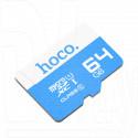 microSDHC 64Gb HOCO Class 10