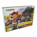 Игровая приставка 16bit Crash + картридж (24-in-1) HDMI