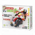 Игровая приставка 8bit Junior 2 Classic mini + картридж (360-in-1) HDMI