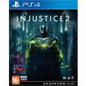 Injustice 2. Day One Edition  (русские субтитры) (PS4)