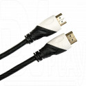 Кабель HDMI - HDMI v2.0 1,5 м Dialog