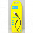 Кабель USB A - iPhone 5 (1 м) Hoco. X25