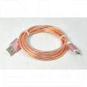Кабель USB A - micro USB B (1 м) HQ