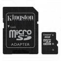 microSD 8Gb Kingston Class10 с адаптером