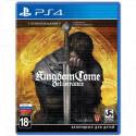 Kingdom Come Deliverance (русские субтитры) (PS4)