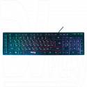 Клавиатура Dialog Multimedia KK-L02U черная с подсветкой