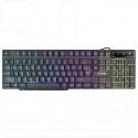Клавиатура игровая Defender Mayhem GK-360DL черная с подсветкой