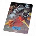 Электронные весы кухонные BBK KS100G черные