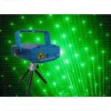 Цветомузыка Лазер (точки)