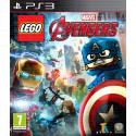 LEGO Marvel Мстители (русские субтитры) (PS3)
