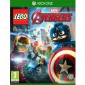 Lego Marvel Мстители (русские субтитры) (XBOX One)