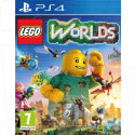 Lego Worlds (русская версия) (PS4)