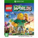 Lego Worlds (русская версия) (XBOX One)