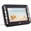 Телевизор LS-105T TV (DVB-T2) + DVD с аккумулятором