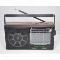 Радиоприемник LUXEBASS A28 (USB\SD\MP3)