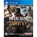 Metal Gear Survive (русские субтитры) (PS4)