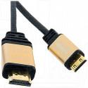 Кабель HDMI - mini-HDMI PRO 1.8 м Defender