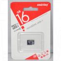 microSDHC 16Gb Smart Buy Class 10 UHS-I без адаптера