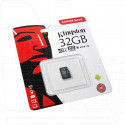microSDHC 32Gb Kingston Class 10 UHS-I без адаптера