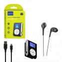 MP3 Dream Mini Clip черный с дисплеем