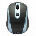 Мышь беспроводная A4Tech G9-250-4 черно-синяя