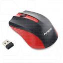 Мышь беспроводная Гарнизон GMW-430R красная
