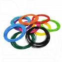 Набор пластика для 3D печати PLA-10 (10 штук)